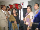 HU Family Adolph, Gina, Fred Irby, Angela, CVD, Natii and Donna